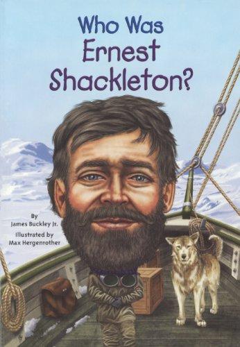 Download Who Was Ernest Shackleton? (Turtleback School & Library Binding Edition) pdf epub