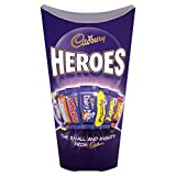 Cadbury Heroes 323g - Pack of 6