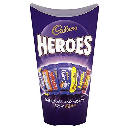 (Cadbury Heroes 323g - Pack of 6 )