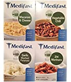 Medifast Hearty Choices Variety Pack (1 Pack/4 Meals)