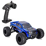 #9: Distianert 1:12 RC Car 4WD High Speed Off Road Remote Control Car 35km/h 2.4Ghz Radio Controlled Monster Truck Buggy Racing Toy Electric Vehicle Rock Crawler with LED Night Vision