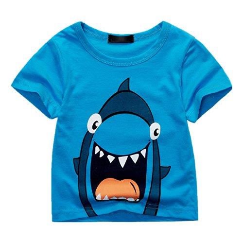 4t shark shirt - 3