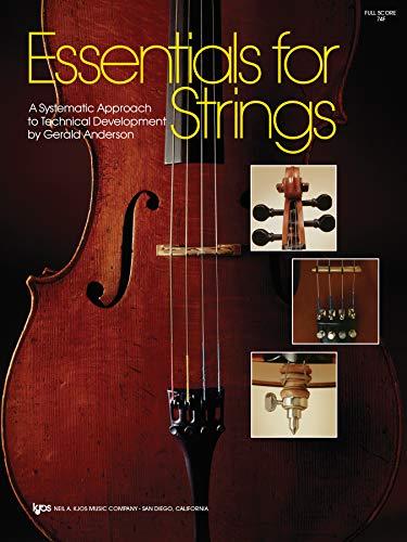 74VN - Essentials for Strings - Violin (Essential 2000 Violin)