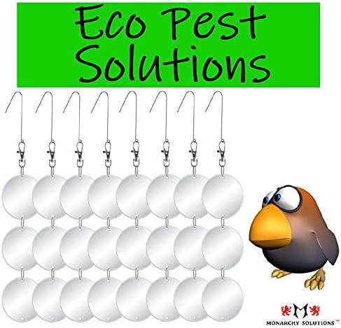 Solutions Premium Repellent Reflective Woodpeckers product image