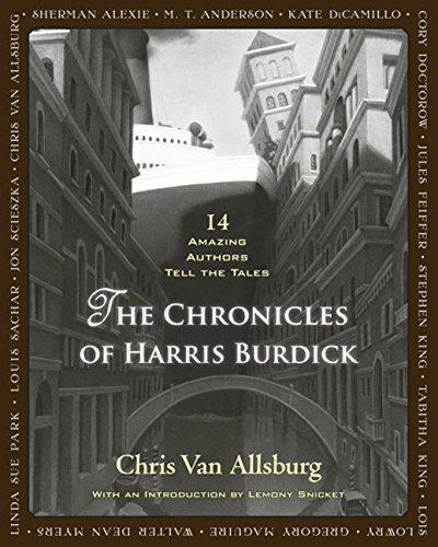 Chronicles Harris Burdick Fourteen Introduction product image