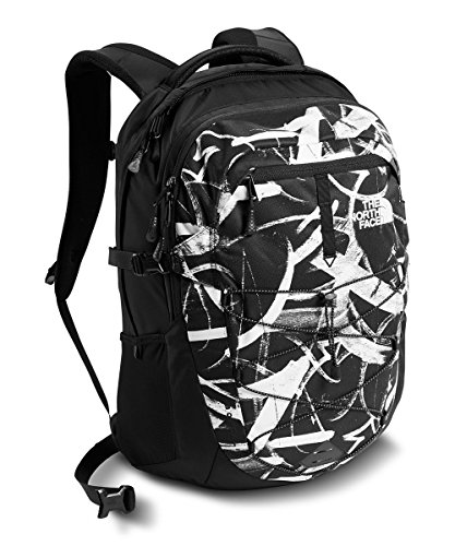 The North Face Borealis Backpack - TNF Black Graffiti Print - One Size