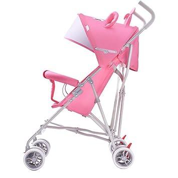 Amazon.es: Carro de bebé ligero Carrito de bebé Cochecito de ...