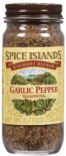- Spice Island Garlic Pepper, 2.7 oz