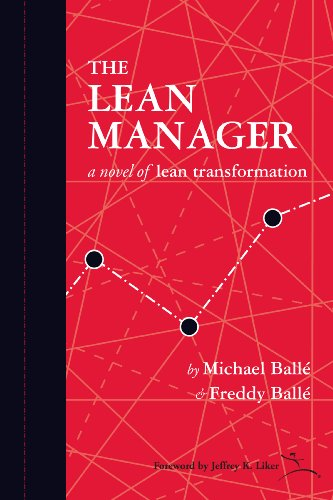 The lean manager a novel of lean transformation english edition the lean manager a novel of lean transformation english edition por balle fandeluxe Image collections