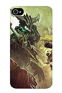 Exultantor Case Cover Dota 2/ Fashionable Case For Iphone 4/4s