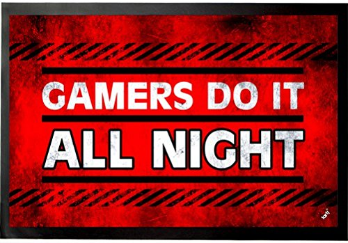 Gamers Do It All Night