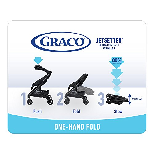 Graco Jetsetter Stroller, Finch by Graco (Image #2)