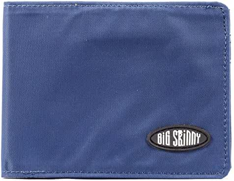 Big Skinny Men's L-Fold Wallet