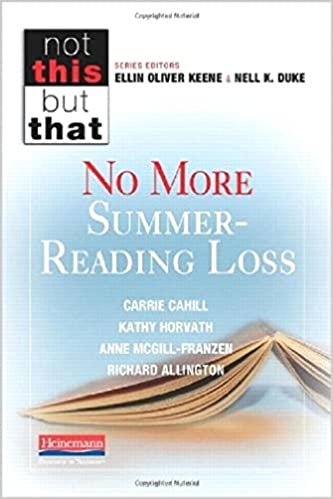 Amazon.com: No More Summer-Reading Loss (Not This, But That ...