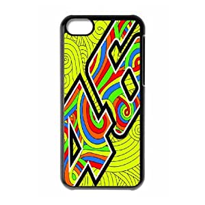 iPhone 5c Cases Cell Phone Case Cover Valentino Rossi 46 5R56R811257