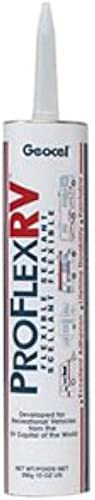 Geocel 28127V Pro Flex Bright White RV Flexible Sealant