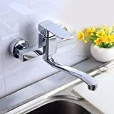 AWXJX stainless steel copper Lead-free kitchen Hot and cold Rotate sink Faucet