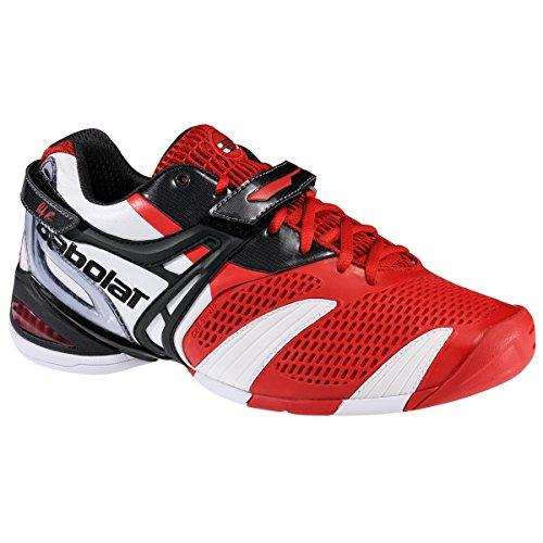 Babolat Propulse 3 All Court M Tennisschuhe Farbe: Rot; Größe: EUR 38.5 | US 6 | UK 5.5