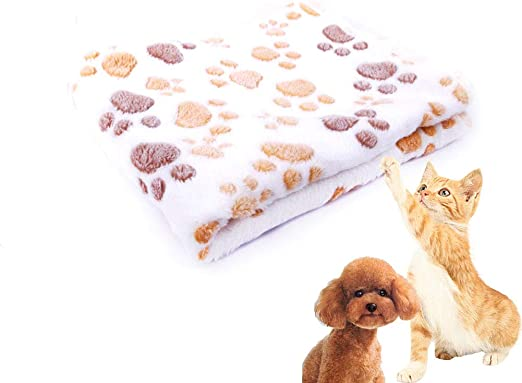 Shuda 1 pc Protectora Suave para Mascotas Suave Protectora en muletón Coral Grueso (Black Friday Deals) -xs-20 * 20 cm: Amazon.es: Productos para mascotas