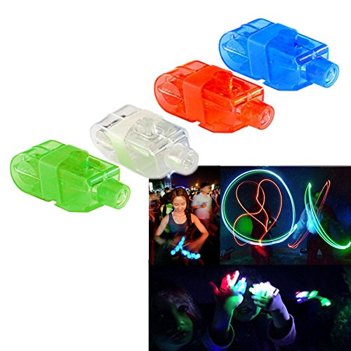 Laser Finger Beams Led Light