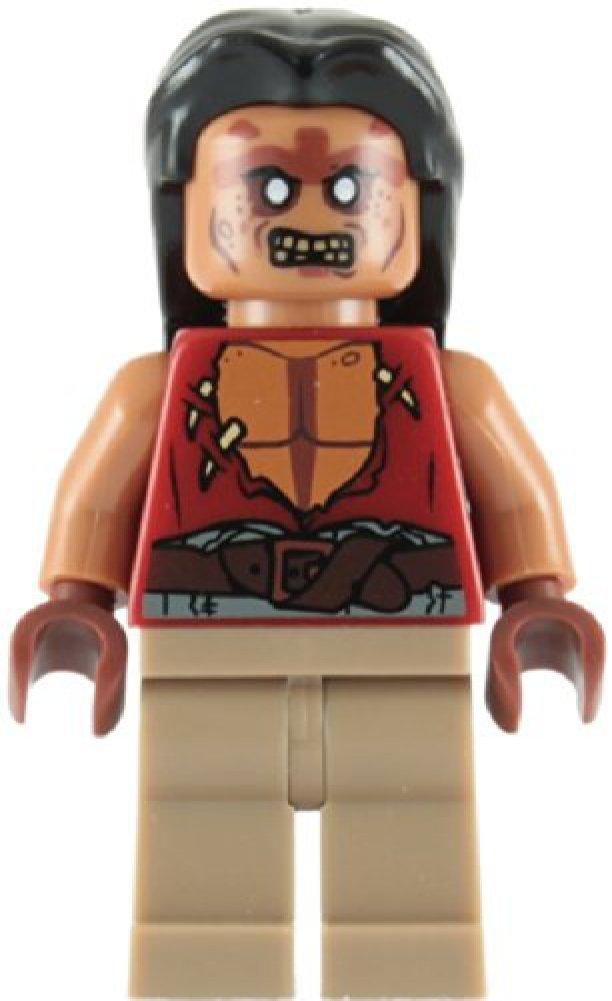 LEGO Pirates Des Caraibes: Yeoman Zombi Henchman Mini-Figurine