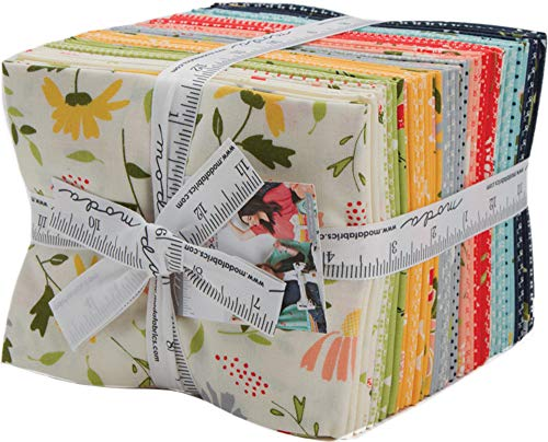 - Clover Hollow 32 Fat Quarter Bundle by Sherri & Chelsi for Moda Fabrics 37550AB