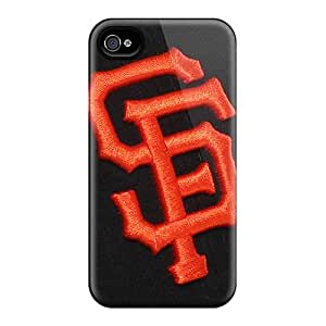 Shock-Absorbing Hard Cell-phone Case For Iphone 6plus (tIN6392pkoj) Custom Colorful San Francisco Giants Baseball Pictures