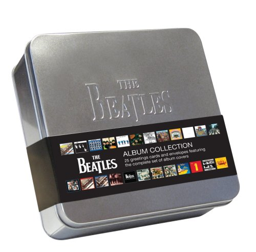 The Beatles - Album Collection Greetings Card Set