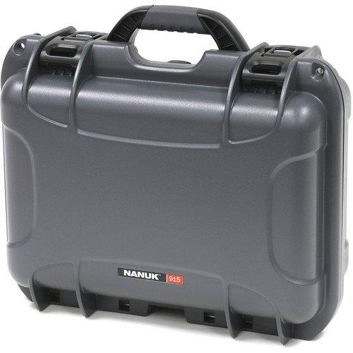915 Medium Series Case (Graphite, Empty) [並行輸入品] B07MGCTLXJ