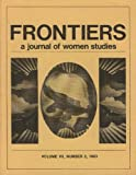 img - for Frontiers: A Journal of Women Studies. Vol. VII, No. 2 book / textbook / text book