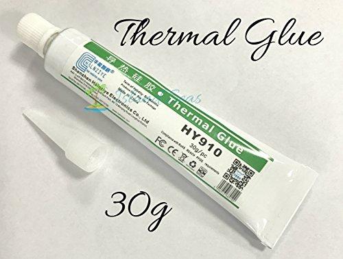 Large 30g -Thermal Conductive Silicone Glue Adhesive Plaster Halnziye - LED GPU Heatsink Mosfets