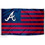 MLB Atlanta Braves Nation Flag 3x5 Banner