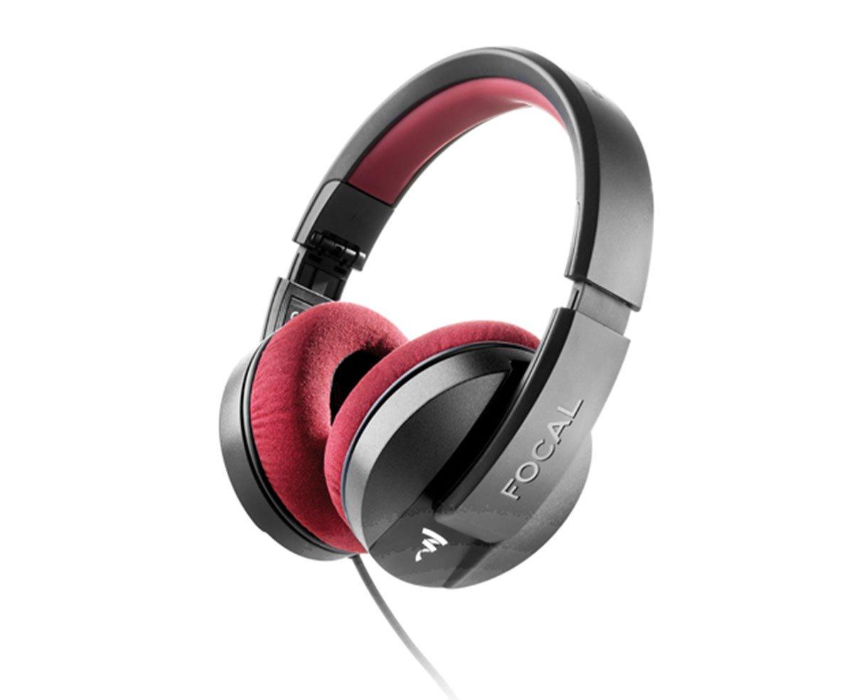 Focal Listen Pro Professional Closed-Back Circumaural Studio Headphones