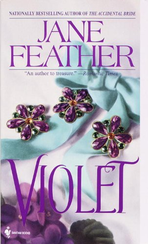 Violet (Jane Feather's V Series Book 6)