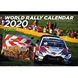 [ WRC ] FIA ワールドラリーチャンピオンシップ オフィシャル 2020年 カレンダー 壁掛け用