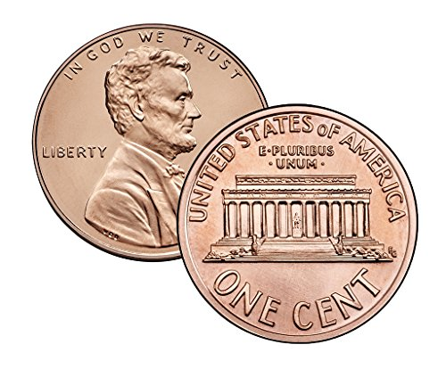 1999 S 1999-2008 Lincoln Memorial Proof Cent - 10 Coin Set Proof