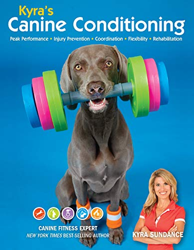 Kyra's Canine Conditioning:Games and Exercises for a Healthier, Happier Dog