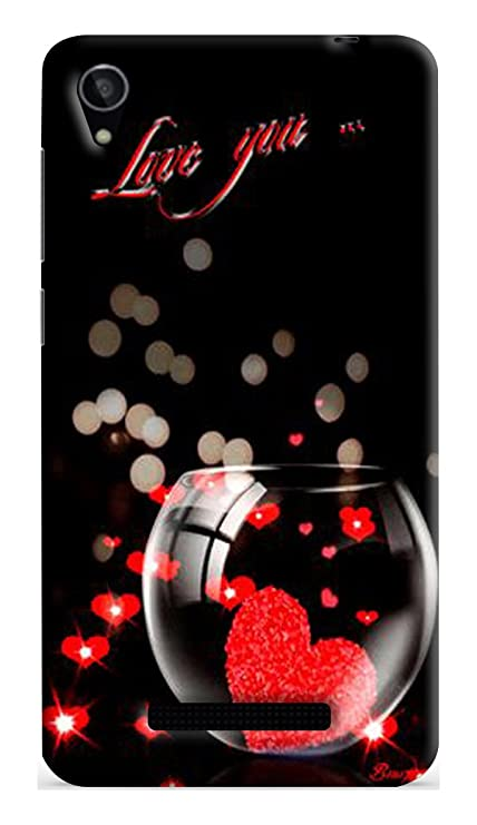 online retailer caaec c3ff3 Backdream Back Cover for Lava Z50: Amazon.in: Electronics