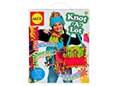 : ALEX Toys Knot A Scarf Fleece Scarf Making Kit