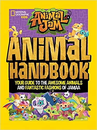 Animal Jam: Animal Handbook: Your guide to the awesome animals and