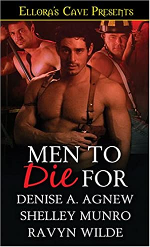 book cover of Men to Die for