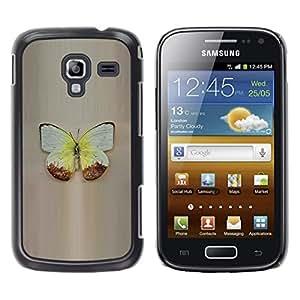 iKiki Tech / Estuche rígido - Art Istanbul Mosque White - Samsung Galaxy Ace 2 I8160 Ace II X S7560M