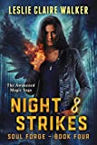 download ebook night strikes: the awakened magic saga (soul forge book 4) pdf epub