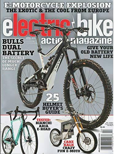 Electric Bike Action Magazine April 2019