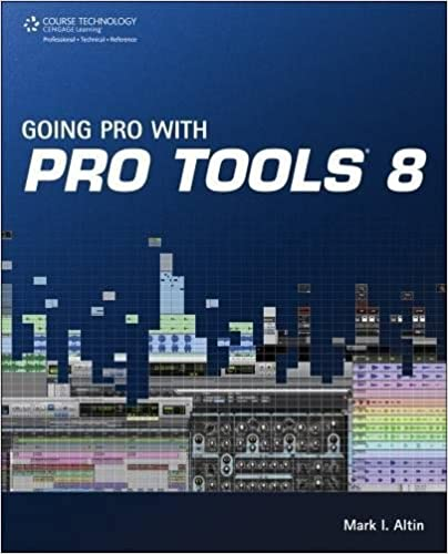 Book Going Pro with Pro Tools 8