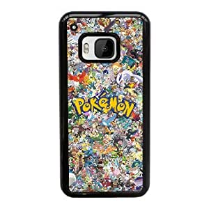 HTC One M9 Cell Phone Case Black Pokemon ST1YL6746334
