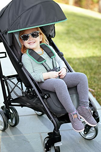 Graco Breaze Lightweight Stroller, Lake Green