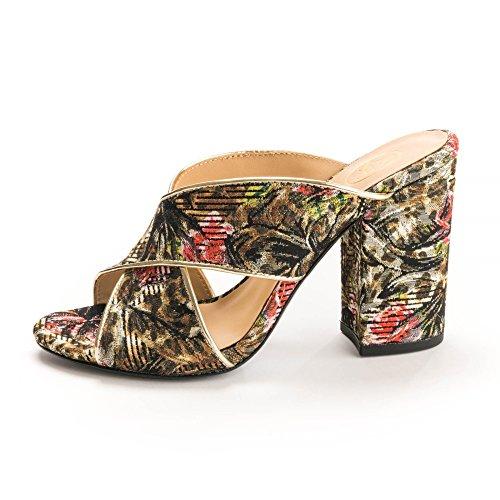 Footwear Ash Léopard Lolabis Chaussures Femme Sandales Leopard Rqrdwq