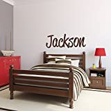 Custom Name Vinyl Wall Decal Sticker Art for Boys Picture
