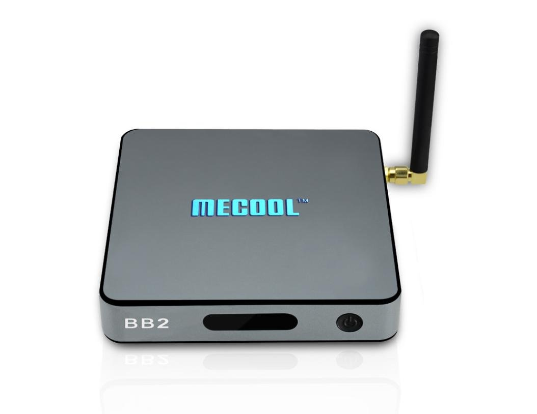 Smart TV Box, Emubody Android6.0 Smart TV Box WIFI BT4.0 Amlogic S912 Octa Core Dual Media Player